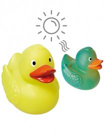 Squeaky Duck UV-Colour change
